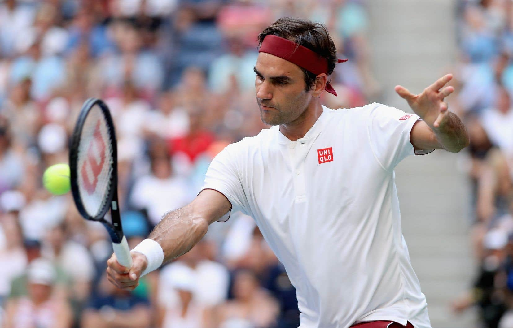 Au prochain tour, Federer croisera le fer avec l'Australien et 30etête de série Nick Kyrgios.