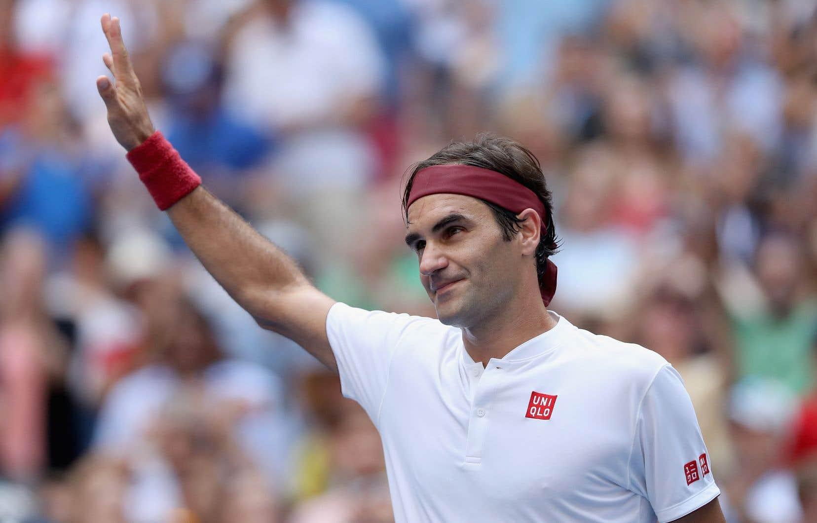 Roger Federerse mesurera maintenant à un autre Australien au tour suivant, soit John Millman.