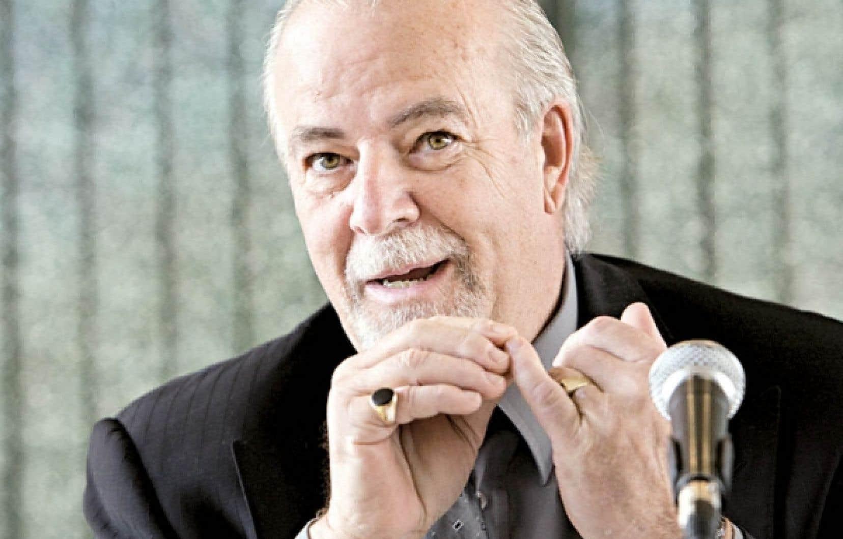 Me Robert Laurin représente les intérêts de la FTQ-Construction dans le dossier Dupuis.
