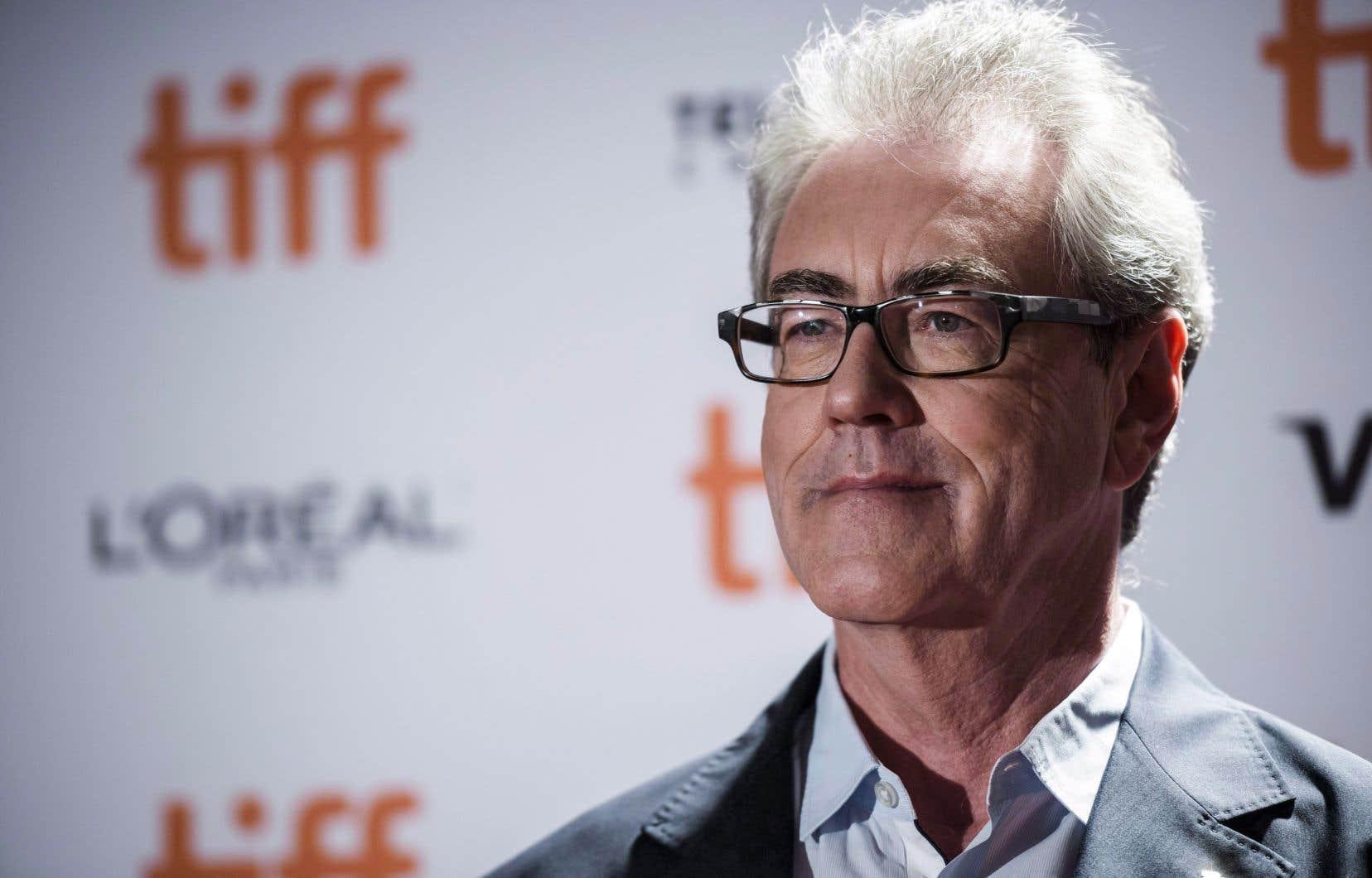 Le directeur et chef de la direction du Festival international du film de Toronto,Piers Handling