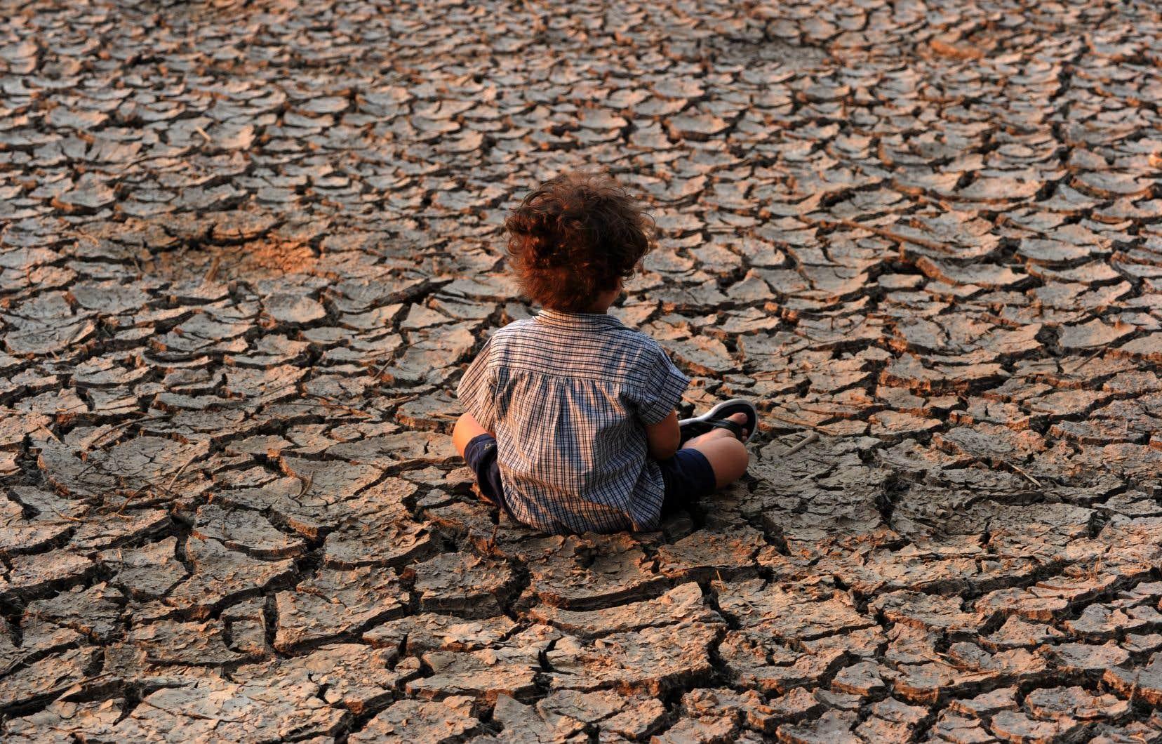 «La question environnementale ne s'est pas arrimée dans le cerveau humain», croit l'auteur.