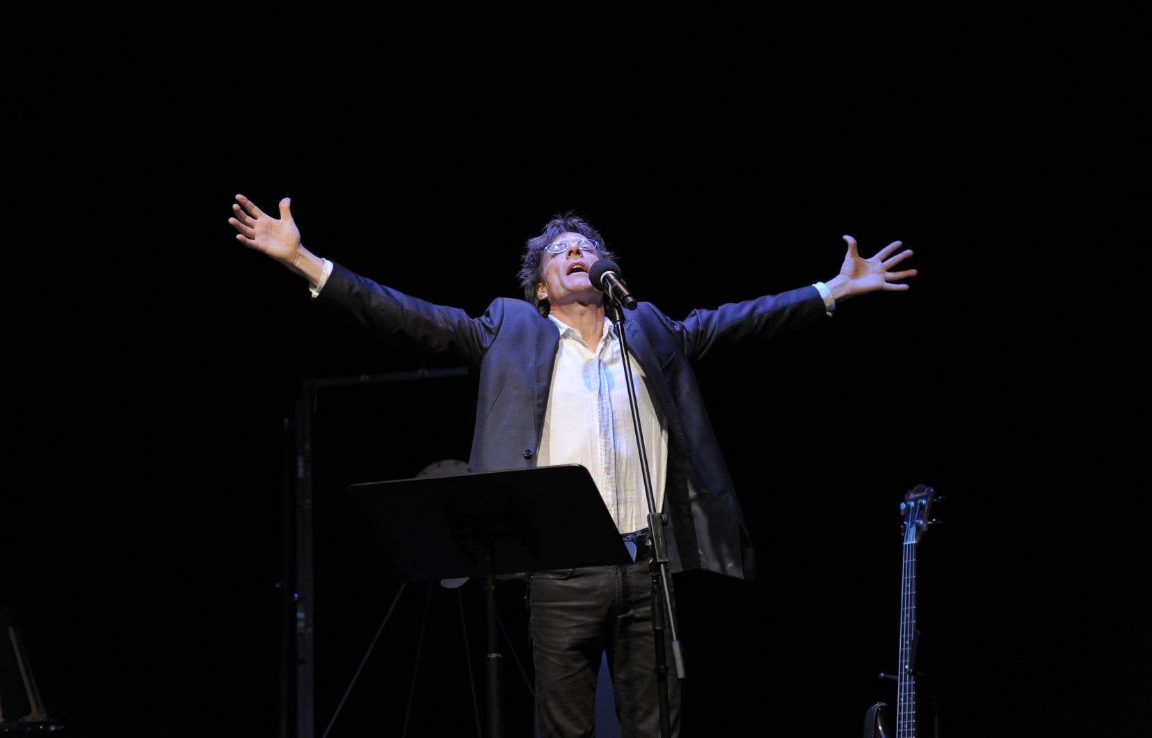 André Pappathomas animera la salle de concert et la salle d'exposition de la Maison de la culture du Plateau Mont-Royal; une première!