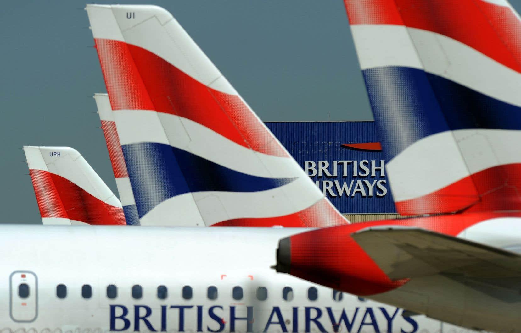 British Airways a révélé jeudi soir avoir subi un vol en ligne de données fin août et début septembre, soit en pleine période de vacances.