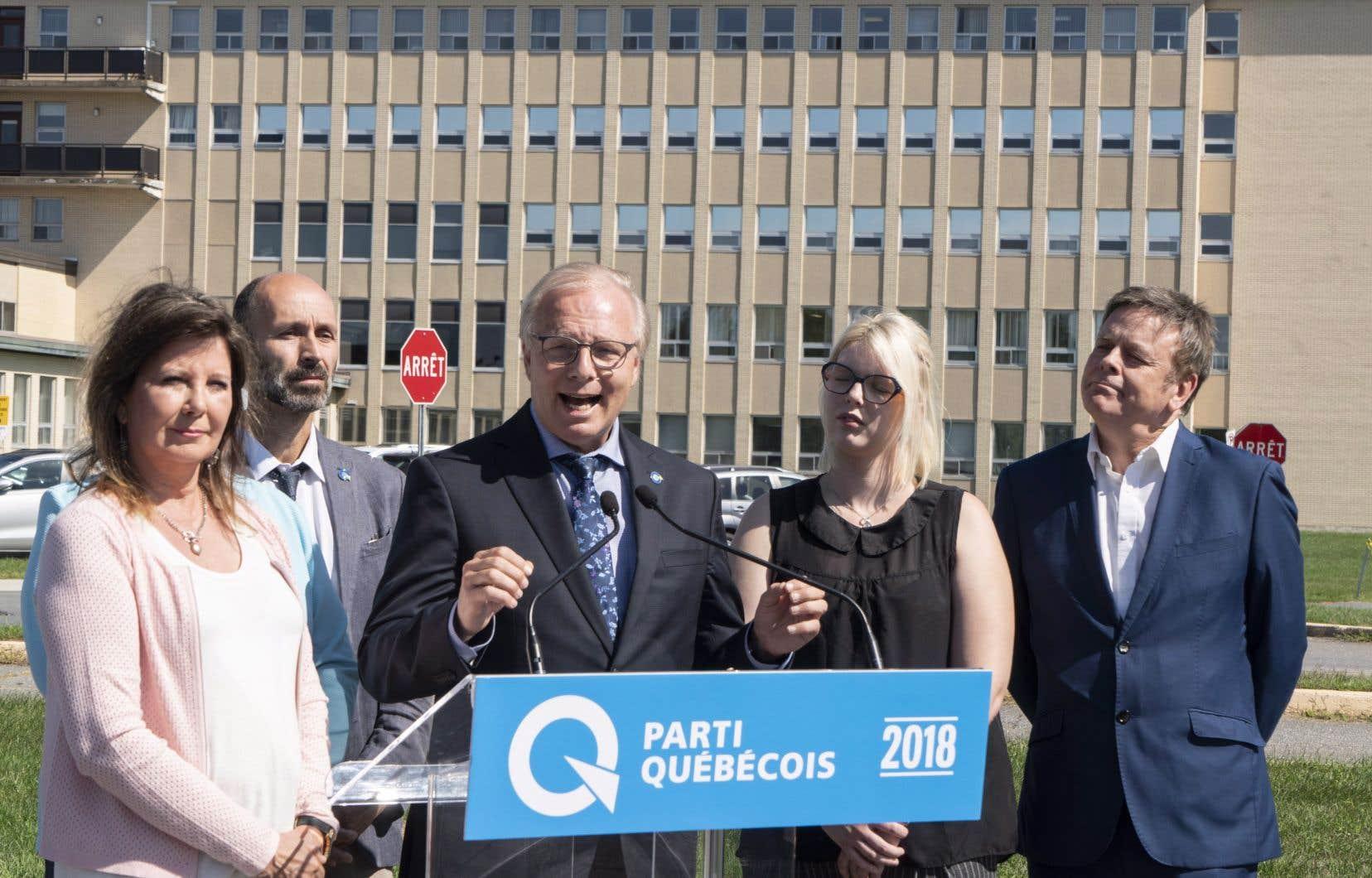 Le PQ s'est engagé vendredi à rétablir la couverture publique du premier cycle de fécondation in vitro, abolie en 2015.