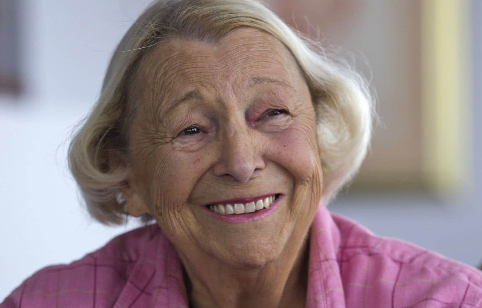 Lise Payette en février 2016