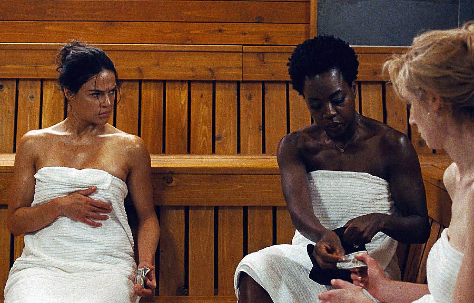 «Widows» est un film parfaitement exécuté, contenant des réparties féminines jouissives.