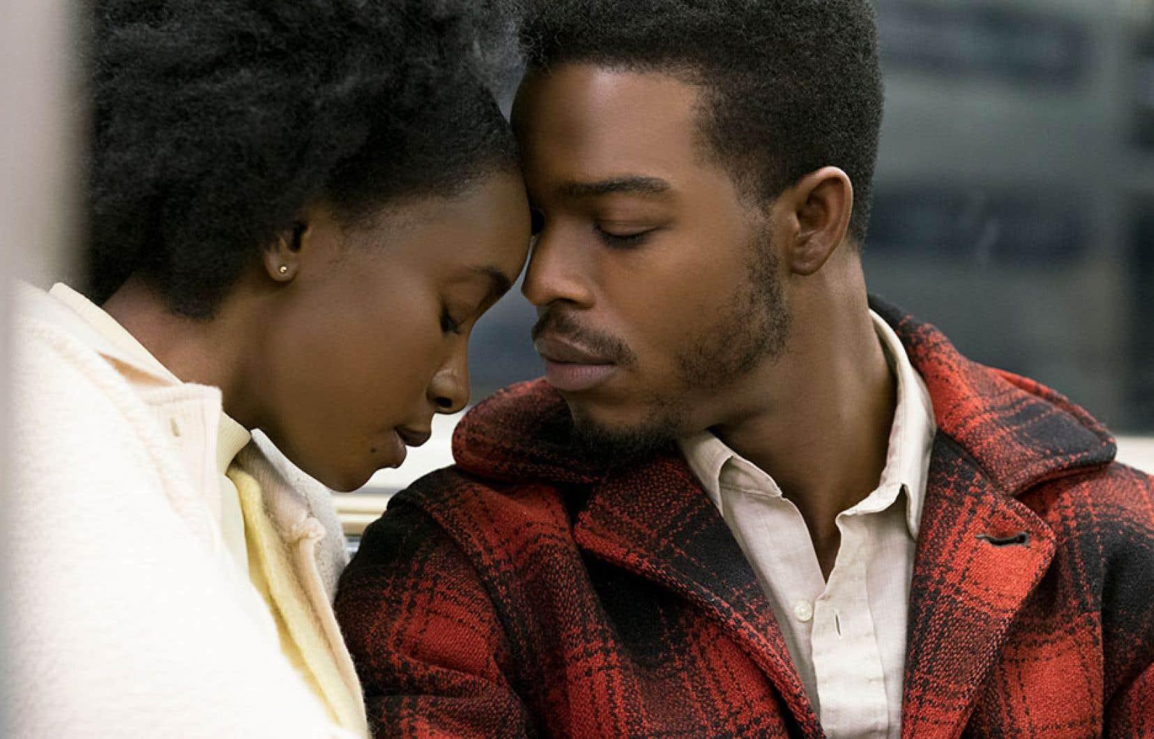 Dans «If Beale Street Could Talk», les jeunes acteurs Kiki Layn et Stephan James, par leur naturel, l'harmonie de leurs étreintes, semblent vraiment faits l'un pour l'autre.