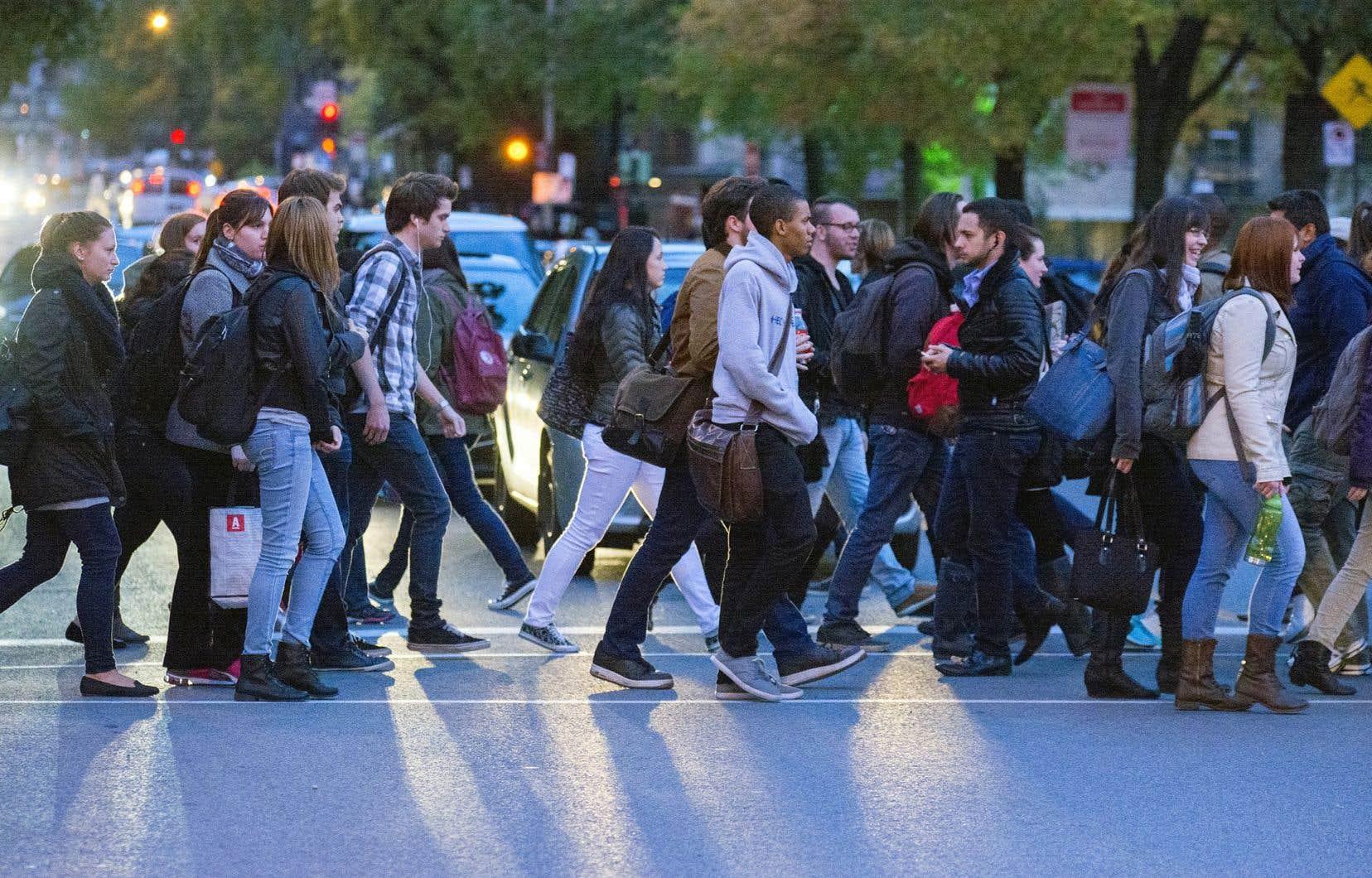 La société québécoise est de plus en plus multiculturelle, souligne l'auteur.
