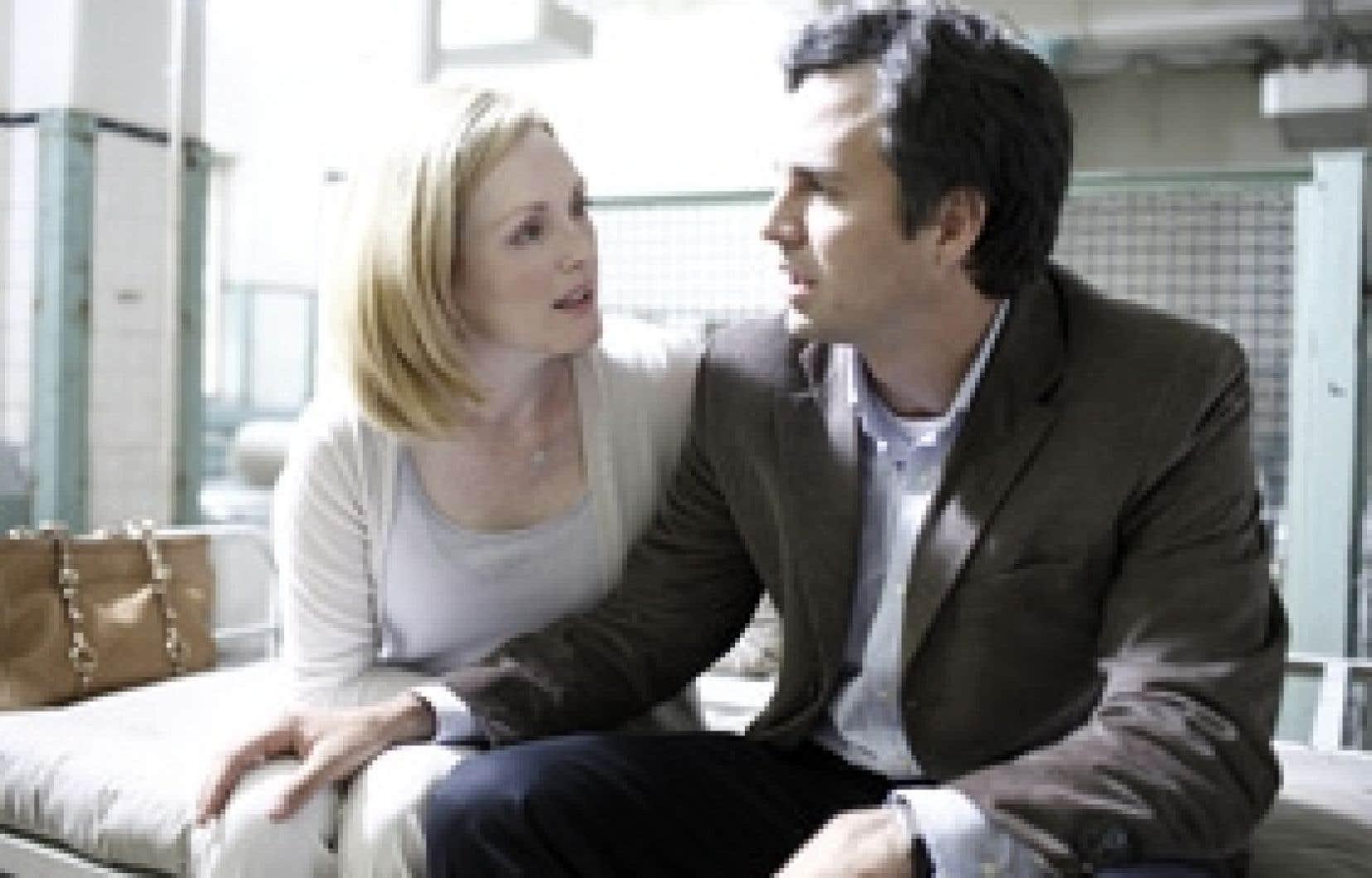 Julianne Moore et Mark Ruffalo dans Blindness, de Fernando Meirelles