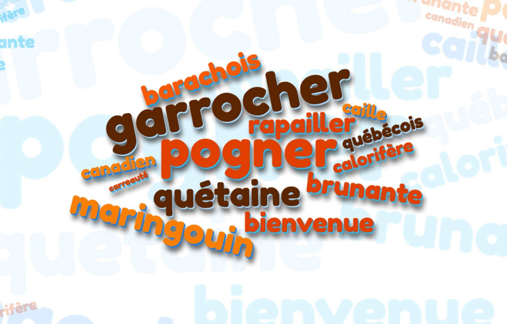 Le Trésor compte notamment 1,2 million de fiches documentant des centaines de mots de la langue française parlée en Amérique, principalement au Québec.