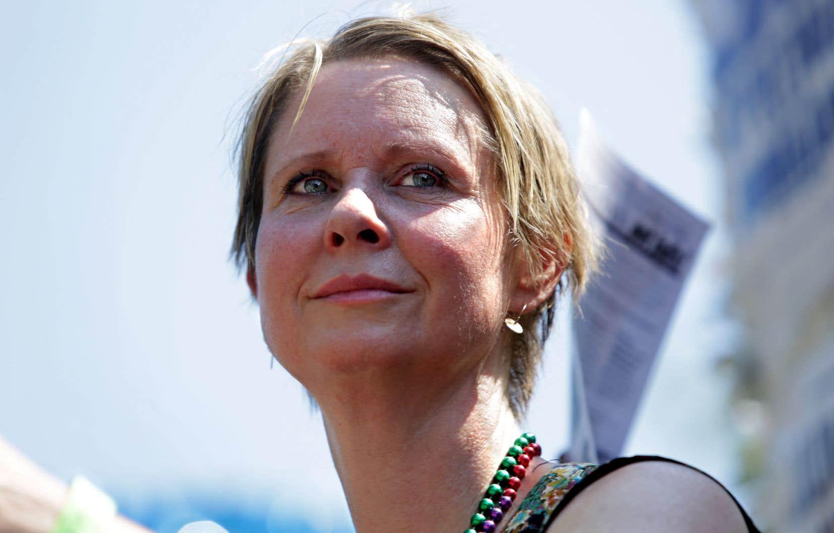 L'actrice de la série «Sex and the City»Cynthia Nixon n'a pas réussi à détrôner le puissant gouverneur de New York Andrew Cuomo.