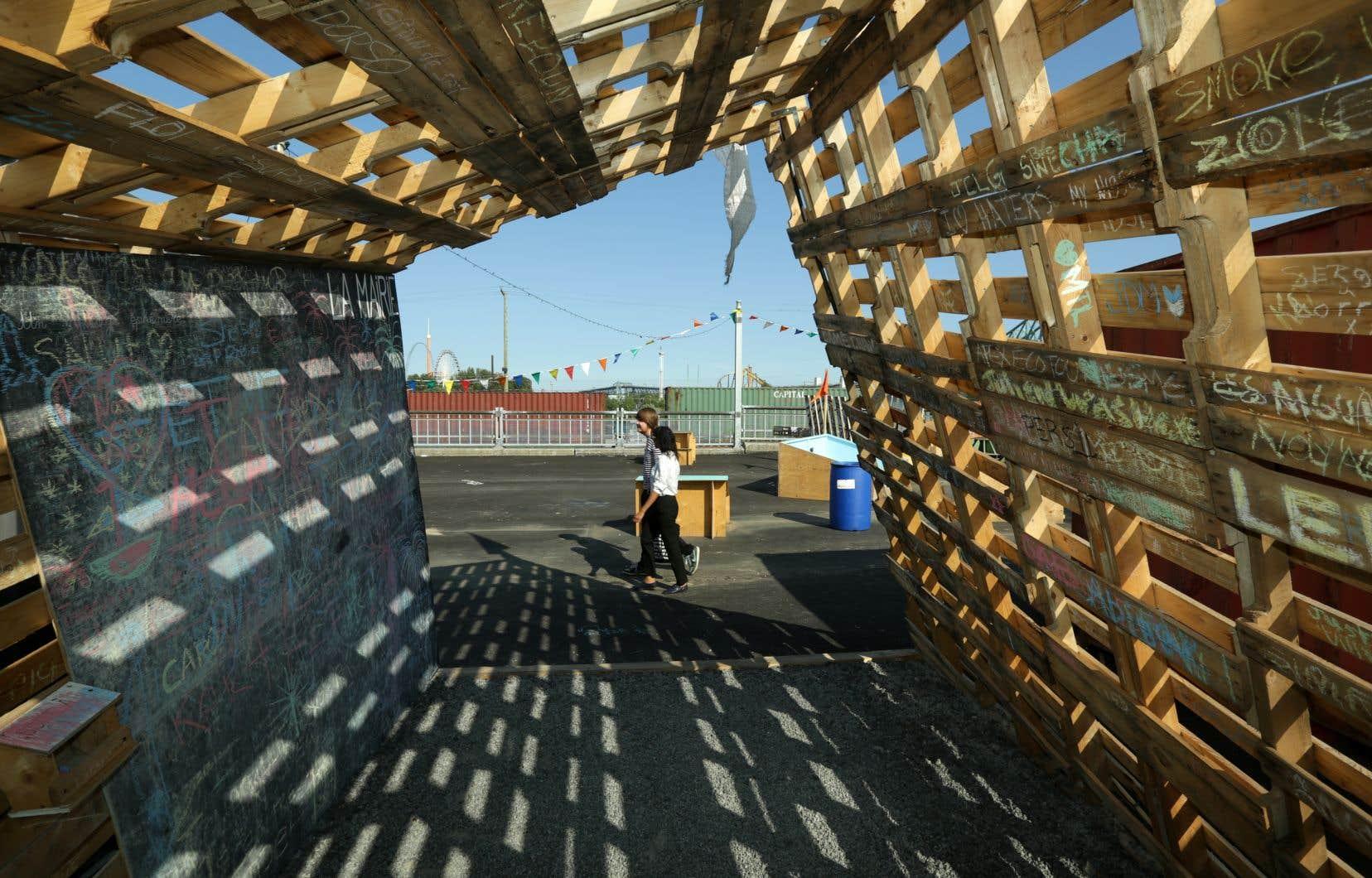 Les ruelles vertes incarnent sûrement l'exemple le plus parlant pour remettre en perspective le terme «éphémère», qui est aujourd'hui utilisé comme qualificatif pour de nombreux projets d'espaces publics.