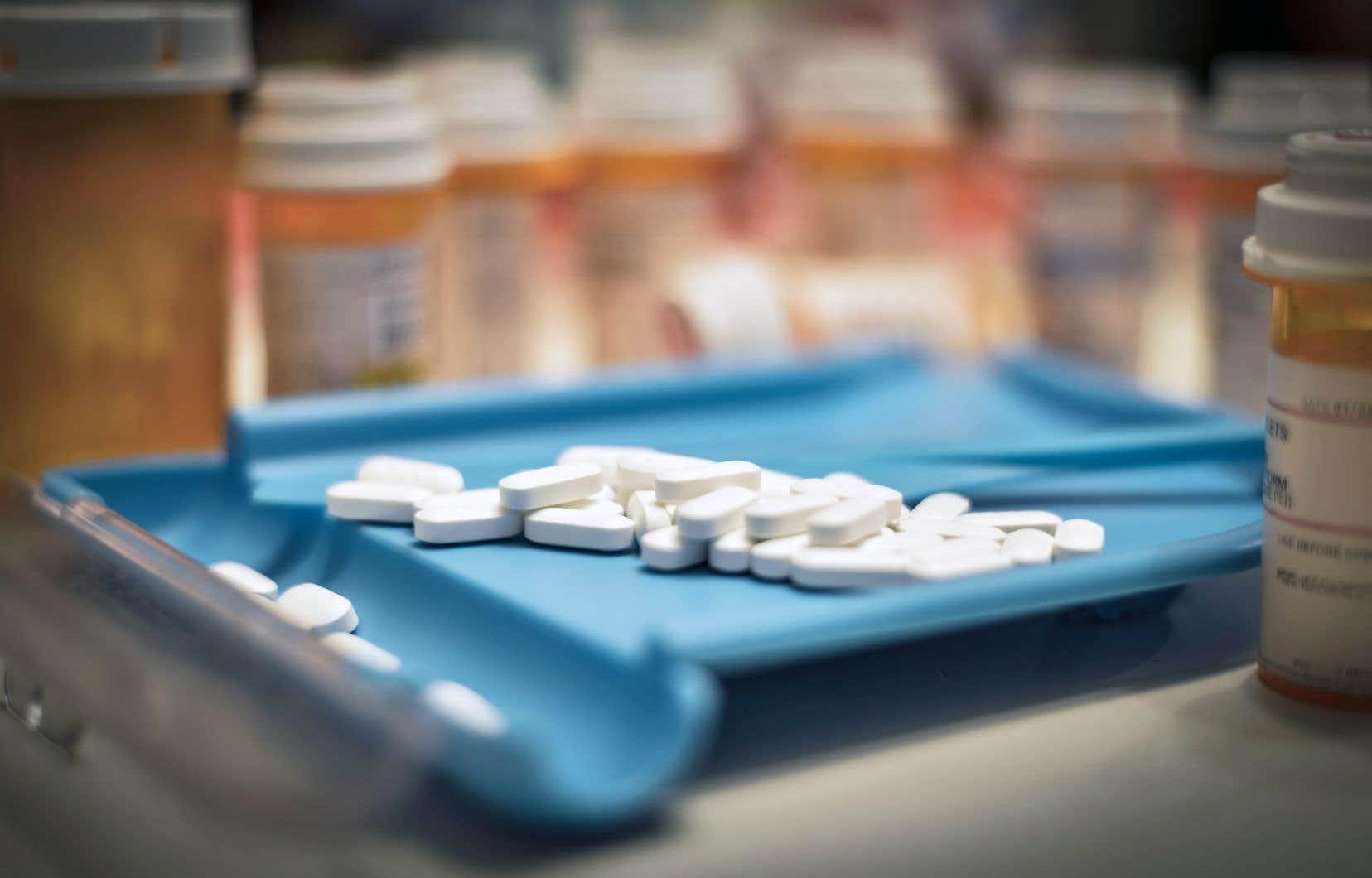 Le nombre de décès dus à la consommation d'opioïdes est en constante augmentation au pays.