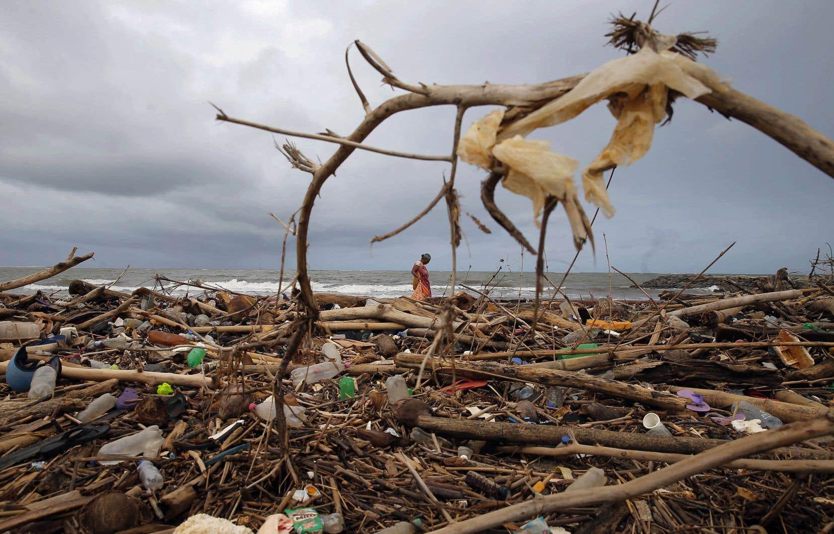 «Les gouvernements devraient également reconnaître le rôle des communautés de pêche pour récupérer les déchets plastiques en mer et sur les plages», estiment les auteurs.