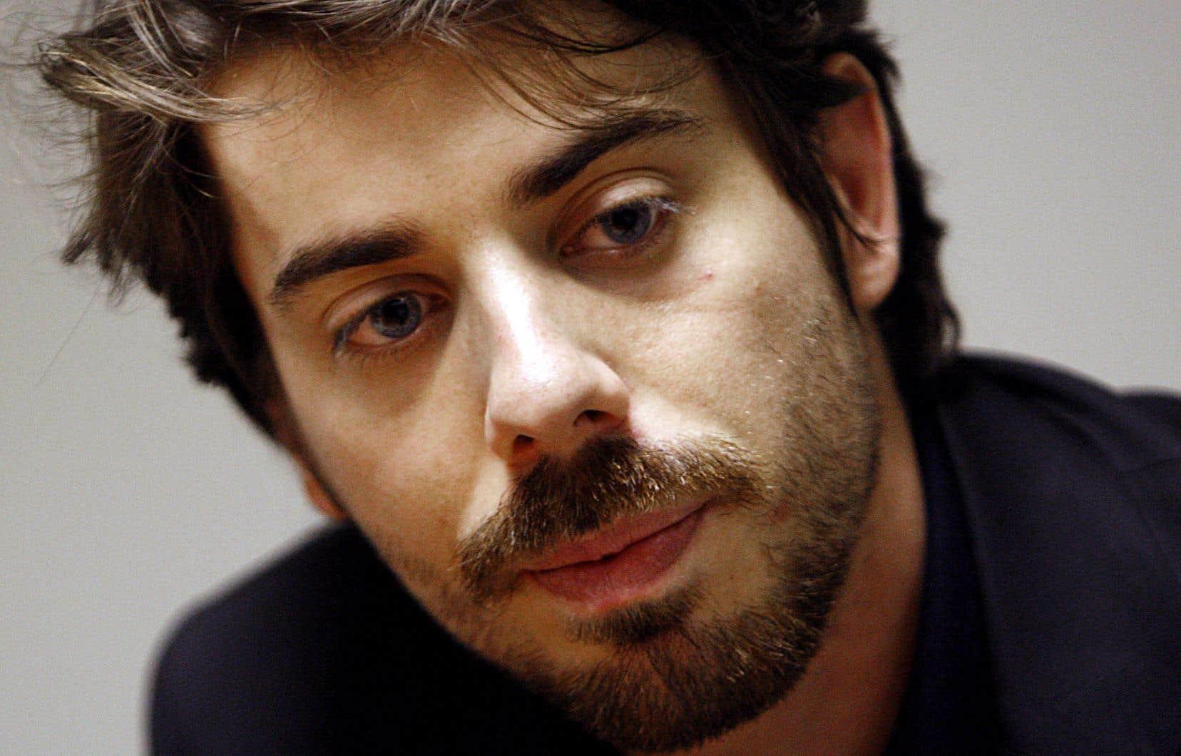 Adrien Bosc: un goût juste pour l'anecdote et une plume franchement somptueuse.