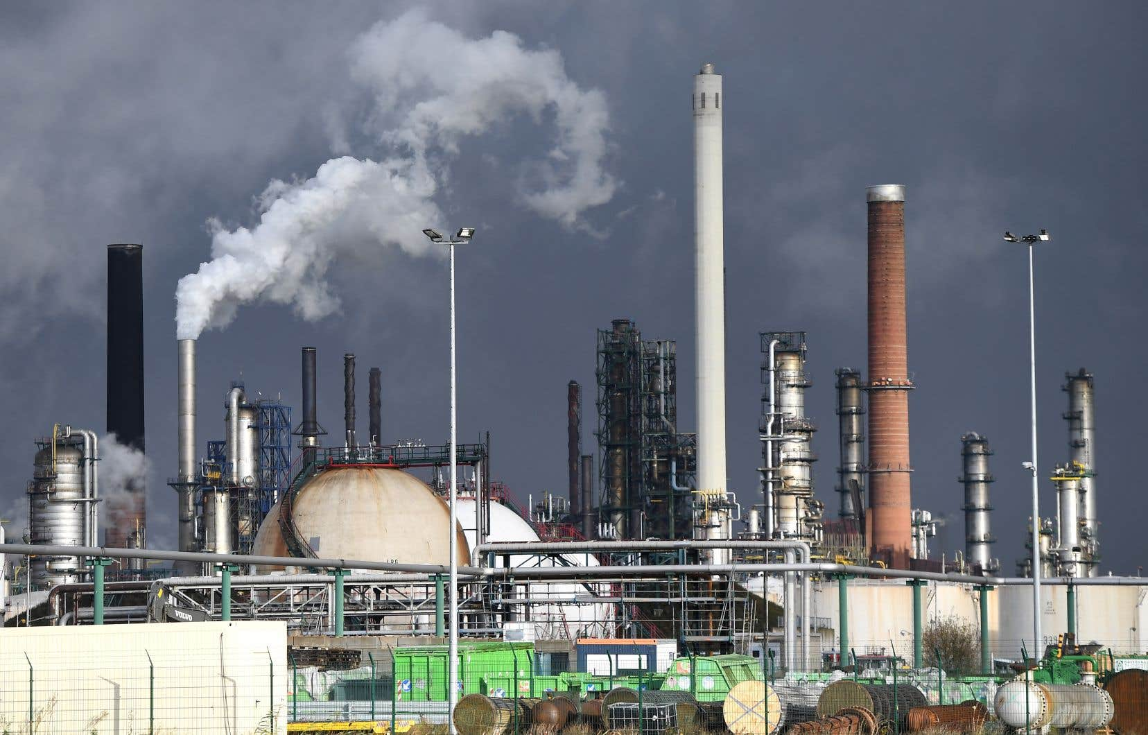 Cela reviendrait à faire baisser les émissions collectives de méthane de 350000 tonnes par an, selon l'OGCI.