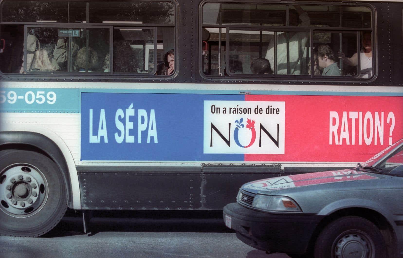 Ni les progressistes ni les nationalistes ne réussiront, à eux seuls, à conduire le Québec à l'indépendance, tant les forces politiques contre lesquelles ils doivent lutter sont puissantes et organisées.
