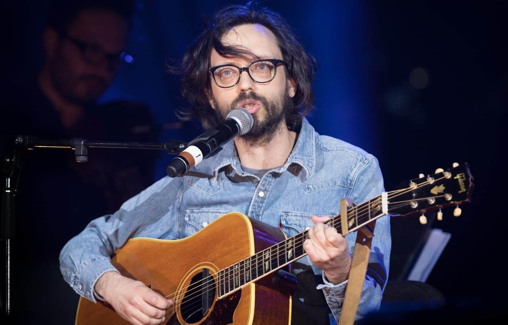 Philippe B (notre photo) sera de passage au Coup de coeur francophone dans le cadre d'un concert exclusif.