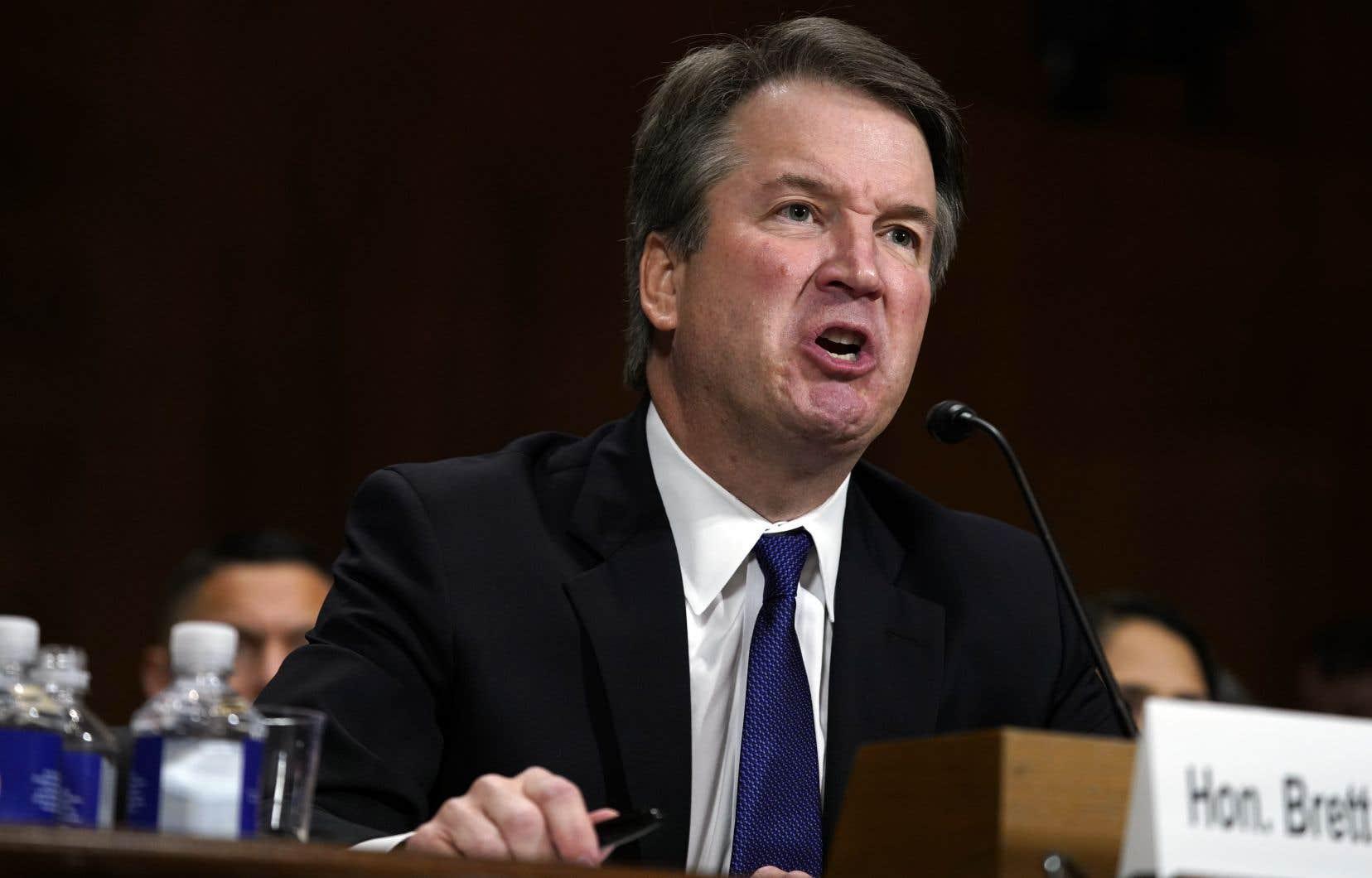 Brett Kavanaugh, le candidat à la Cour suprême des États-Unis