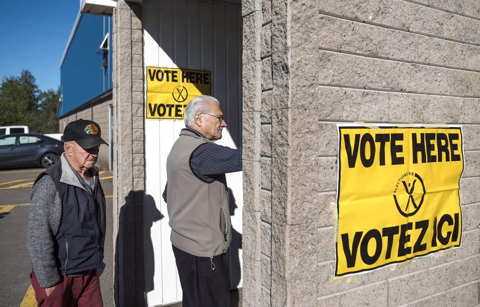 Les élections au Nouveau-Brunswick ont eu lieu le 24 septembre dernier.