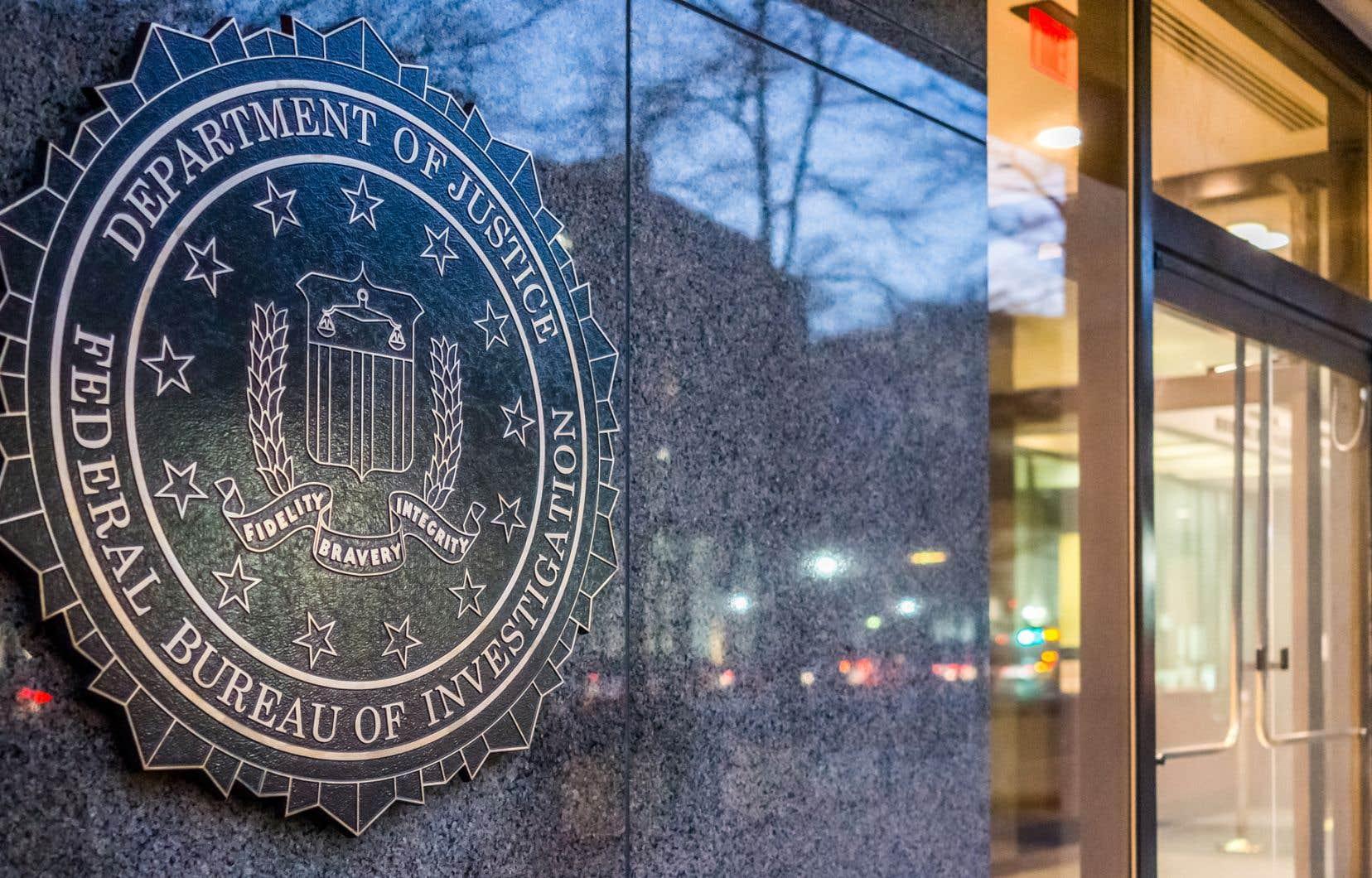 Le ministère de la Justice américain a déposé des accusations contre sept agents russes du GRU.