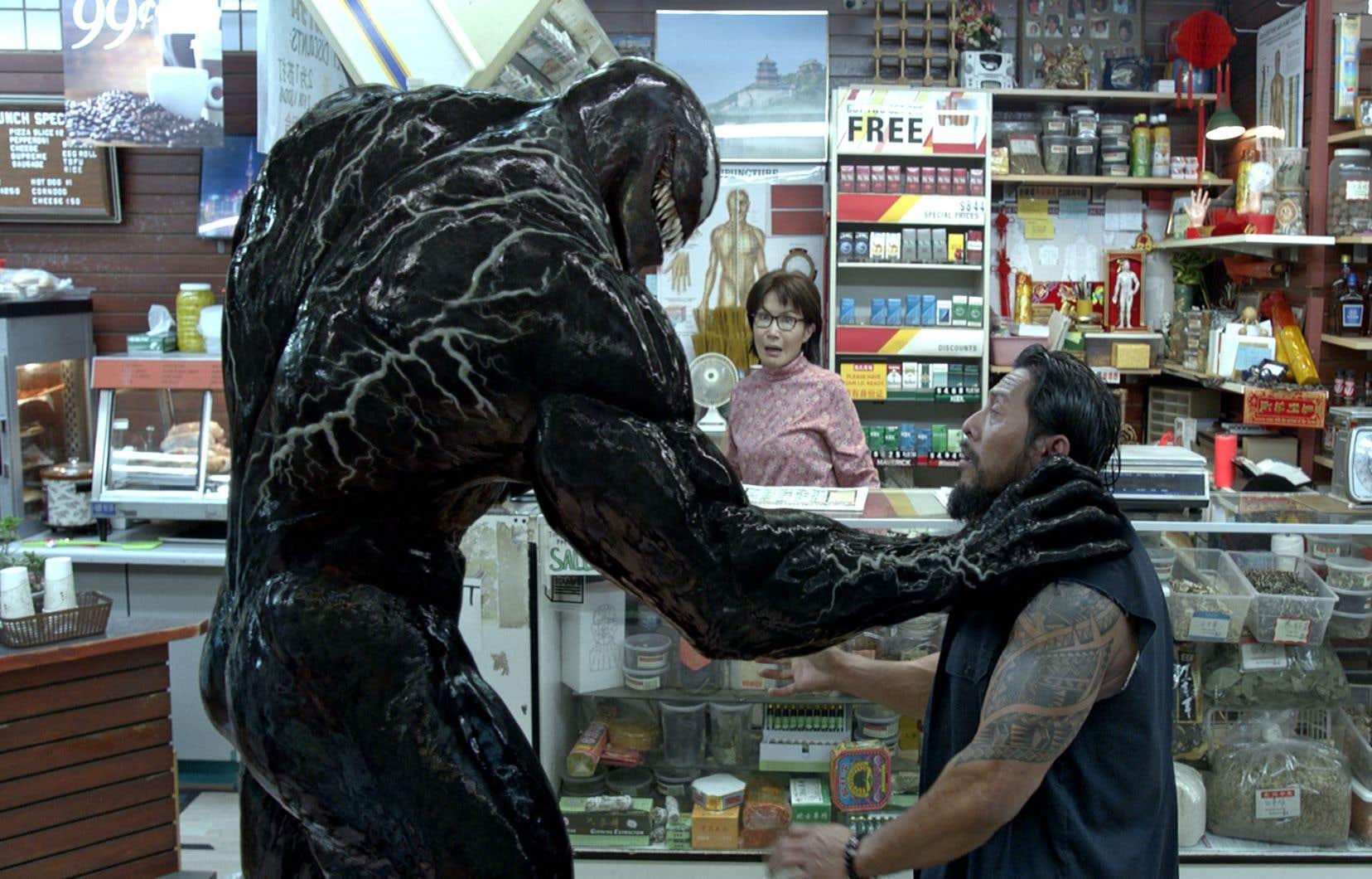 Venom, ce héros de stature modeste issu de la constellation Marvel, possède maintenant son propre carré de sable, ne vivant plus dans l'ombre de Spider-Man.