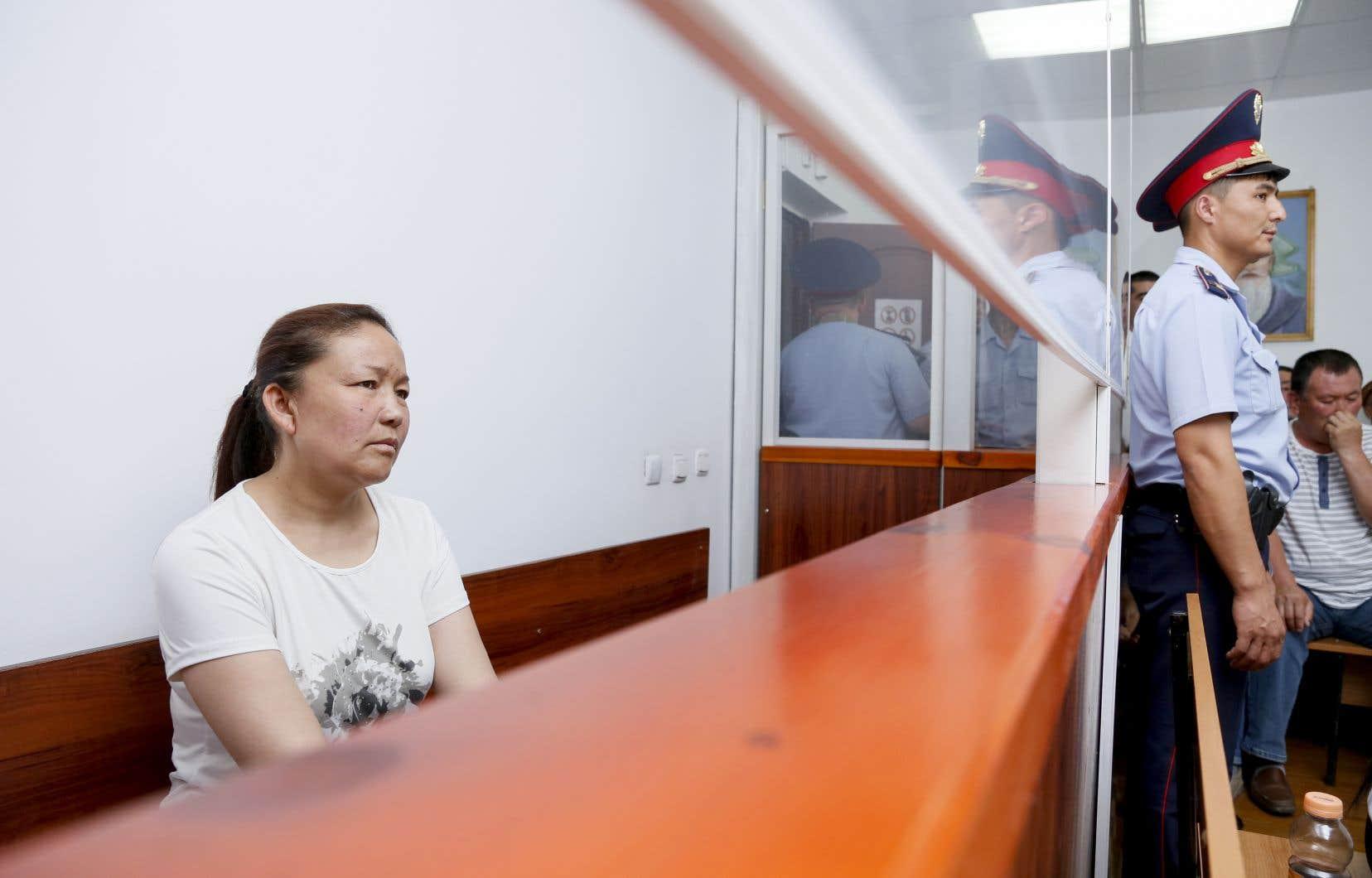 L'asile politique a été refusé à Saïragoul Saouïtbaï, 41 ans, bien que la justice kazakhe ait refusé de l'expulser vers la Chine.