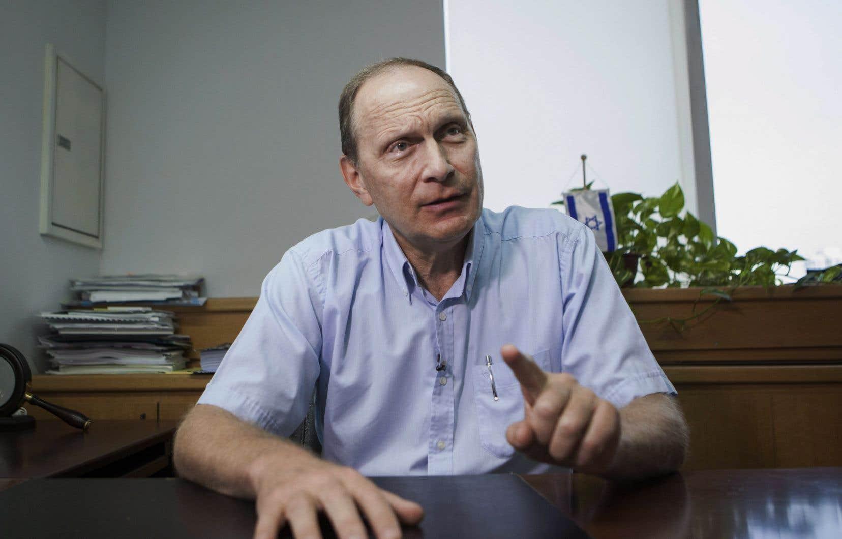 Le nouveau président de l'AMM, Leonid Eidelman, a prononcé un discours dont plusieurs passages ont été plagiés.