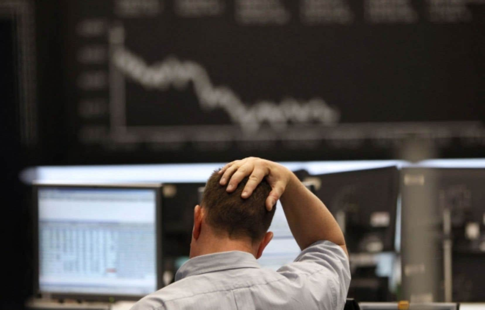 Les marchés boursiers ont encore réagi hier aux informations en provenance de l'Europe.