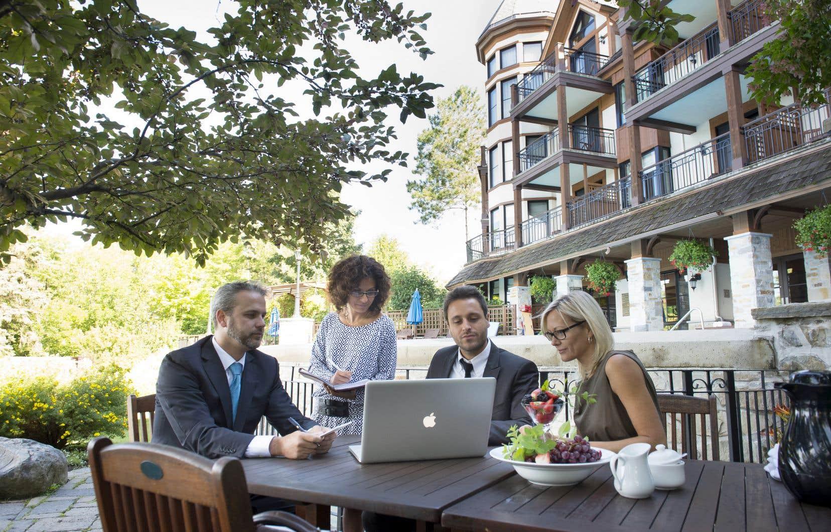 La région est aussi très bien équipée pour tenir des activités de consolidation d'équipes, très populaires auprès des entreprises.
