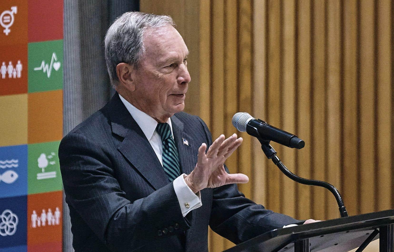 Michael Bloomberg est à nouveau officiellement membre du Parti démocrate.