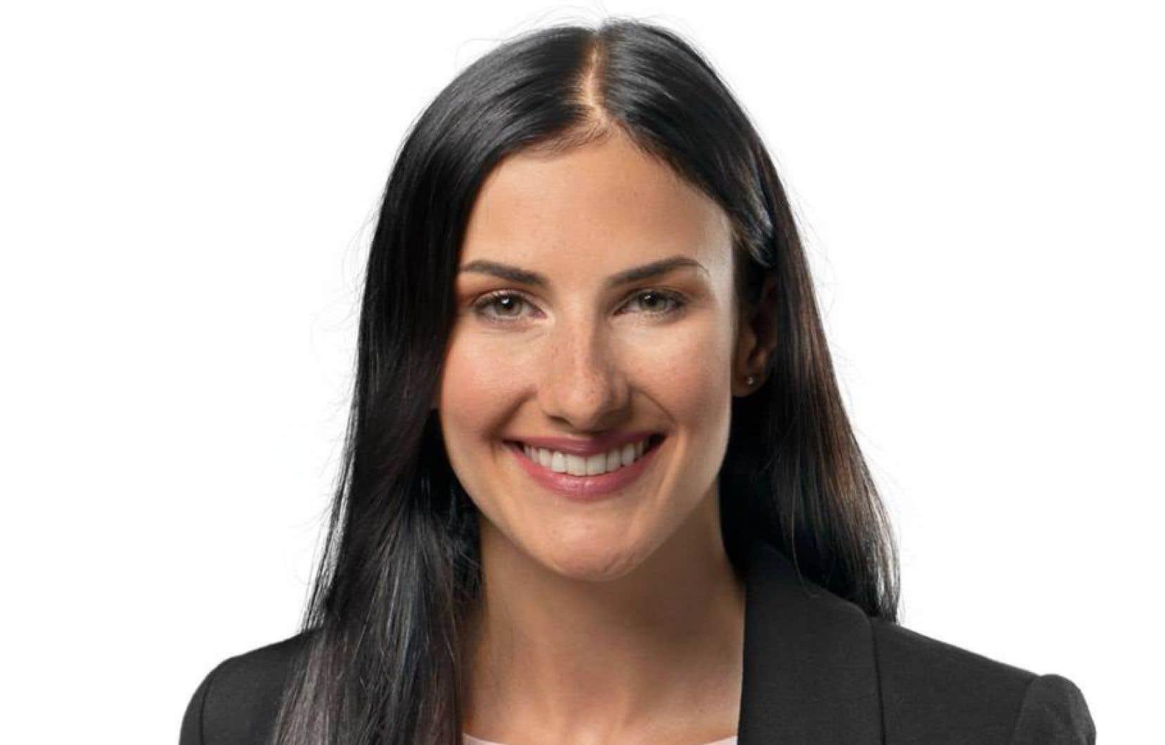 Méganne Perry Mélançon est la nouvelle députée de la circonscription qui avait été attribuée dans un premier temps au Parti libéral du Québec.