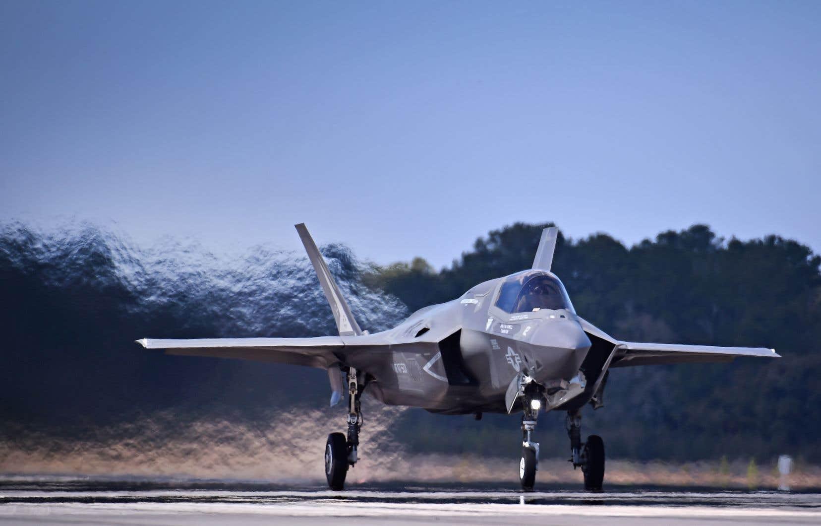 <p>Le nouvel appareil, le plus cher de l'histoire, est actuellement utilisé par les armées israélienne, britannique et américaine.</p>
