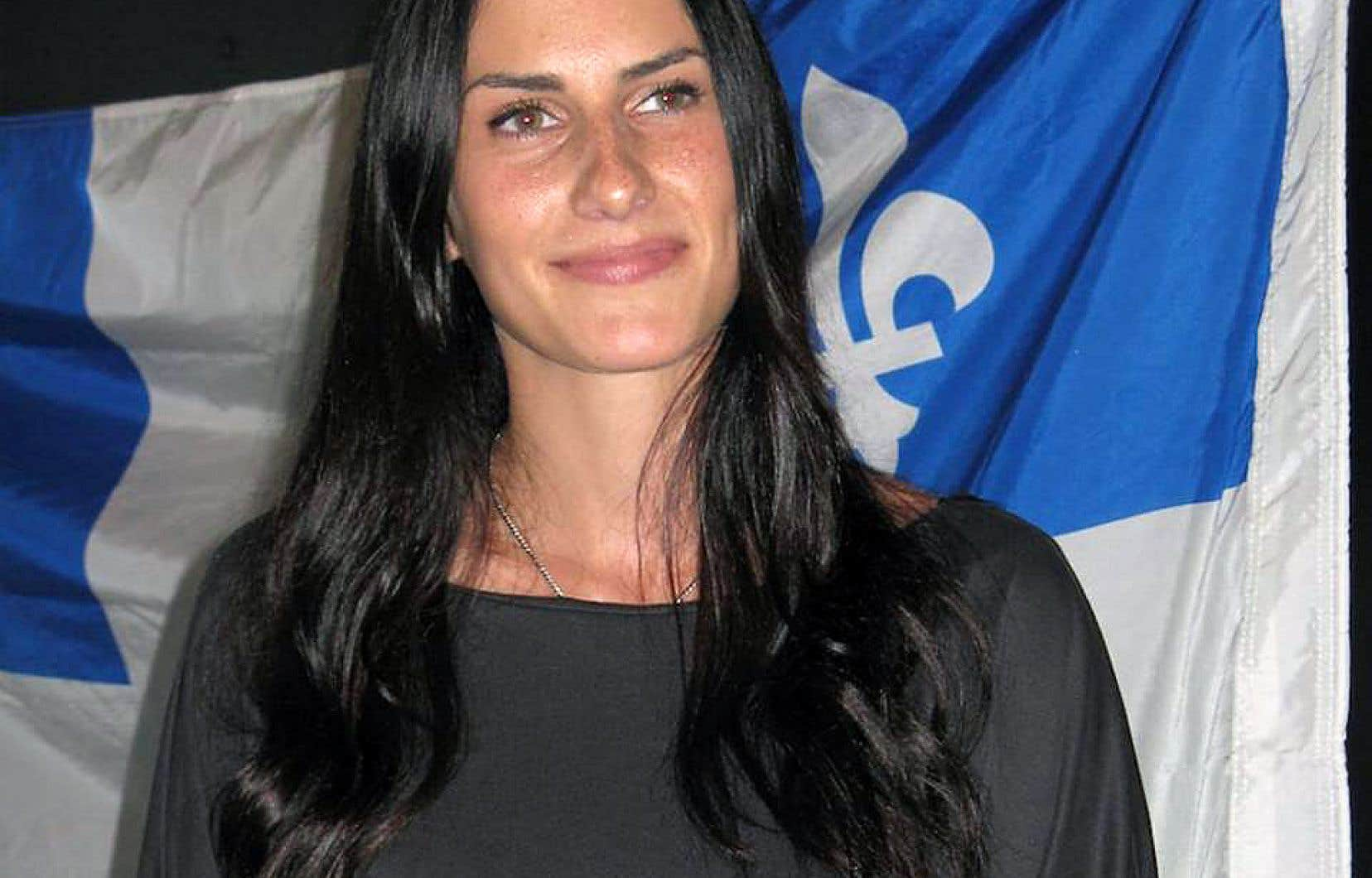 La candidate péquiste Méganne Perry-Melançon a finalement obtenu 41 voix de plus que son adversaire libéral.