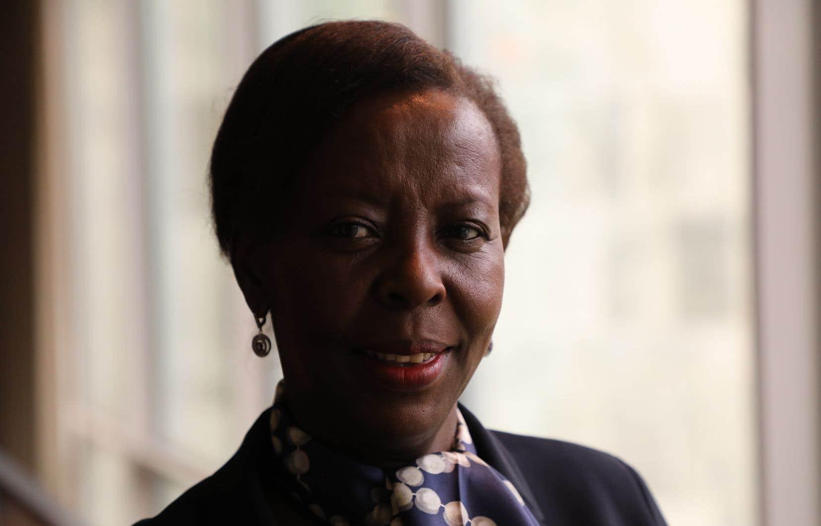 Louise Mushikiwaboavait derrière elle la France, le Canada, le Québec et de nombreux pays de l'Union africaine.