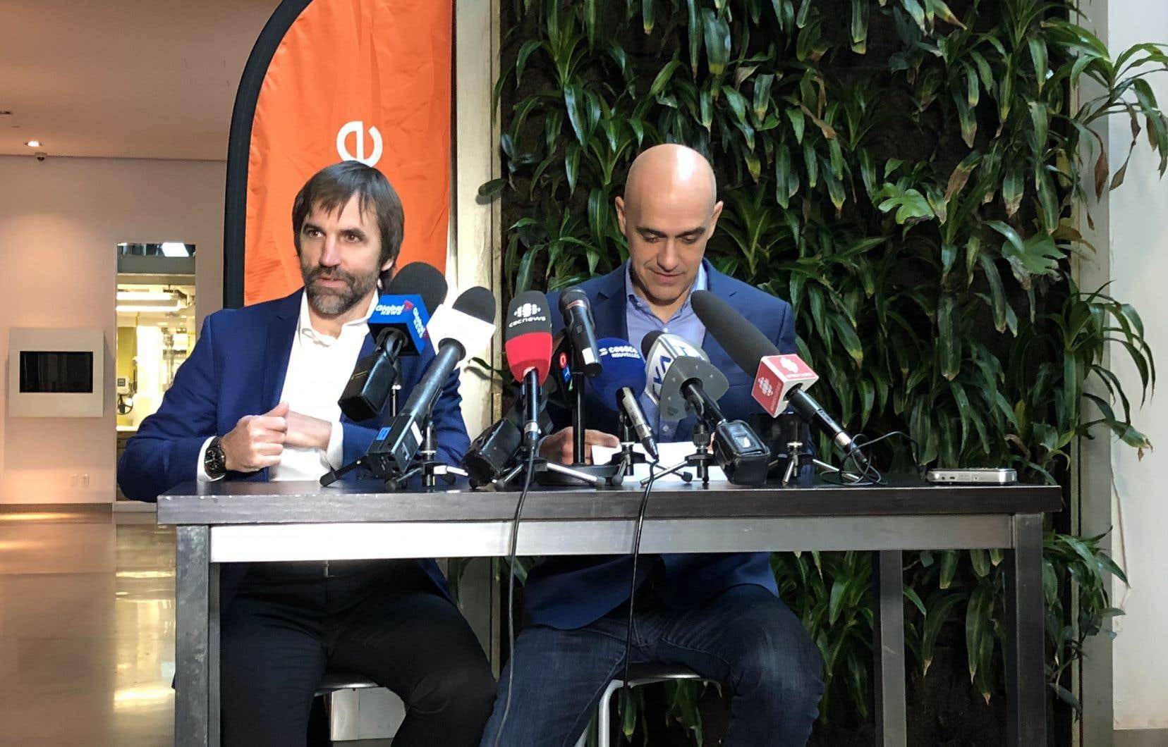 Steven Guilbeault a annoncé vendredi son départ d'Équiterre.