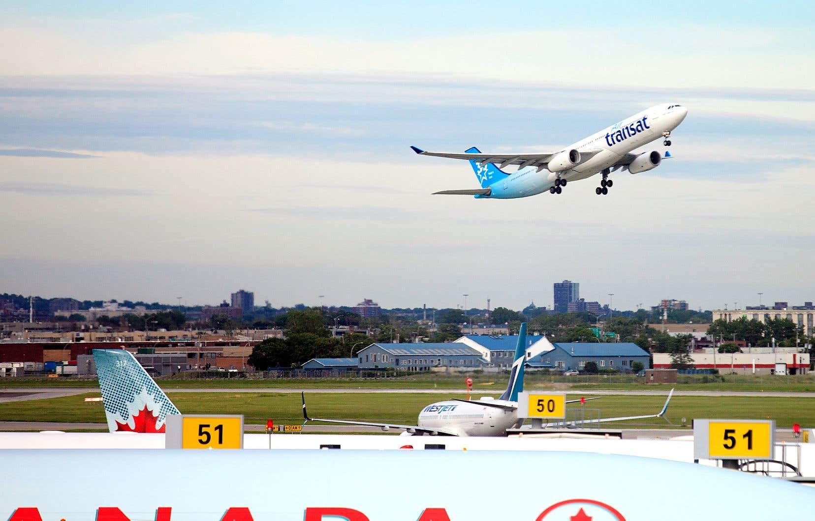 Transat et la compagnie britannique Thomas Cook avaient conclu un accord d'échange d'appareils en octobre dernier.