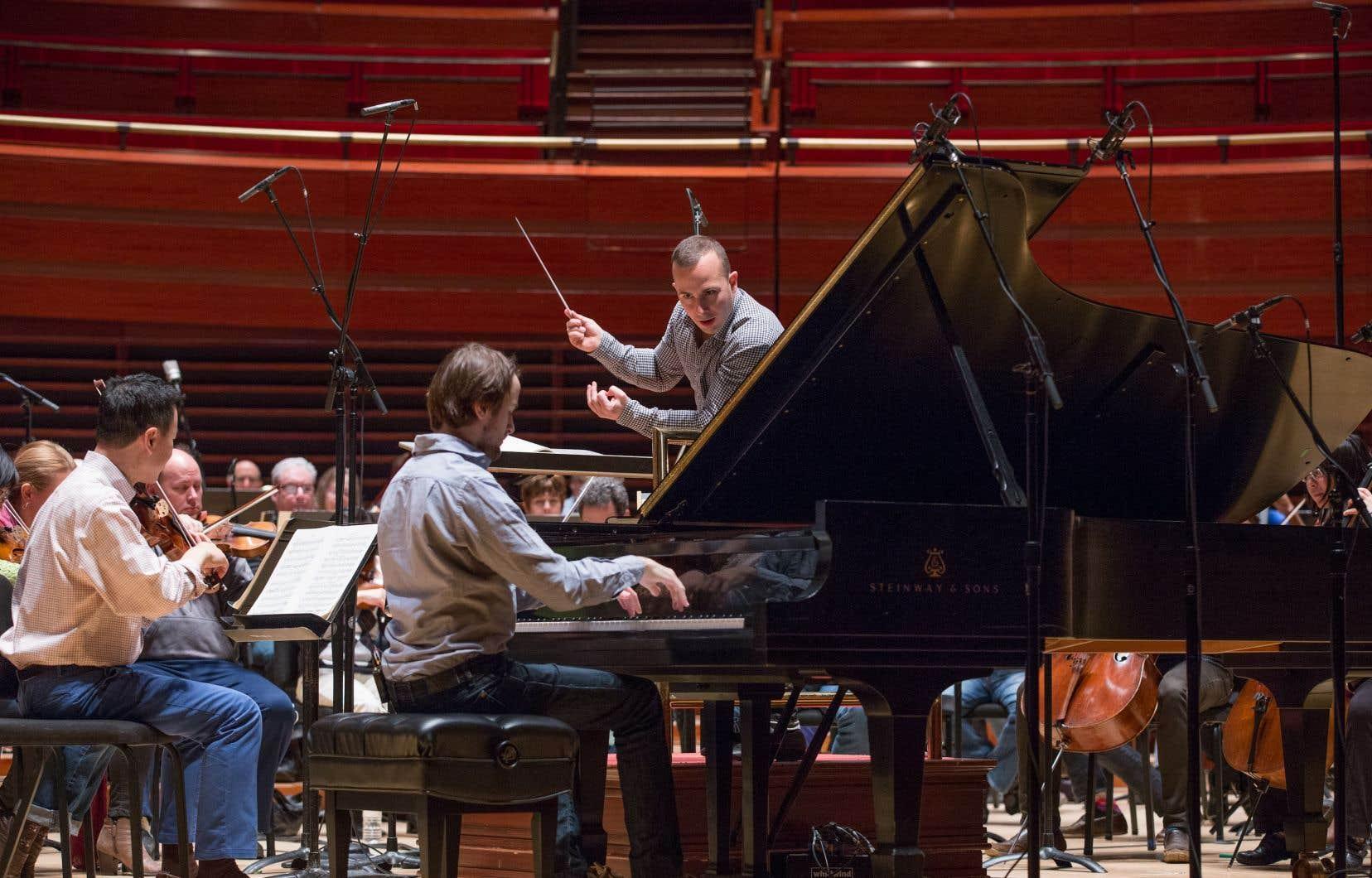 Daniil Trifonov est l'un des grands pianistes révélés lors de la présente décennie.