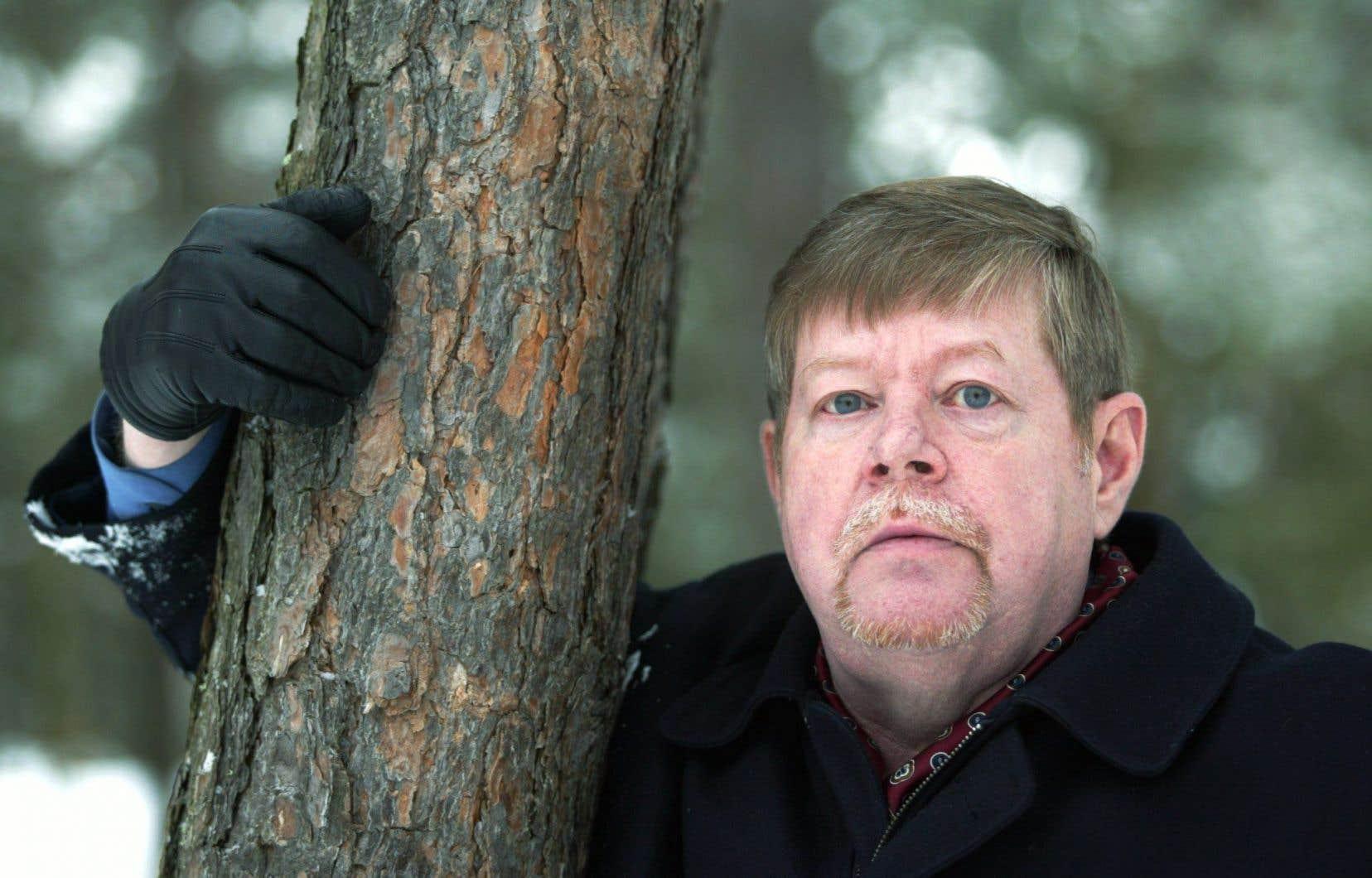 L'écrivain finlandais Arto Paasilinna, en 2002