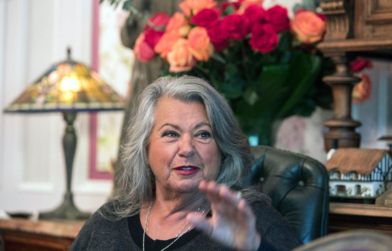 Watch Ginette Reno video