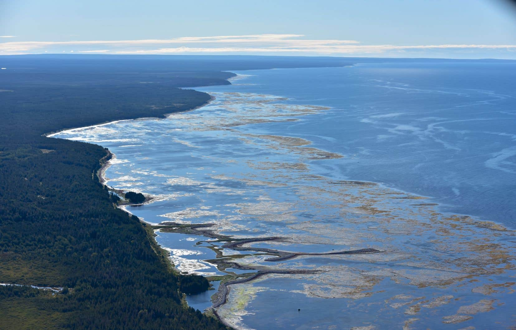 Pendant la campagne électorale, la Coalition avenir Québec s'est dit ouverte à l'idée d'évaluer de nouveaux projets d'exploration pétrolière sur l'île d'Anticosti.