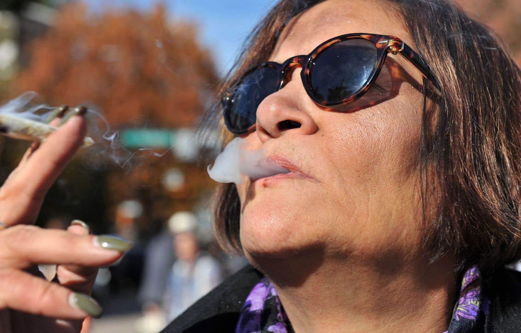 La consommation de cannabis semble augmenter le risque d'AVC