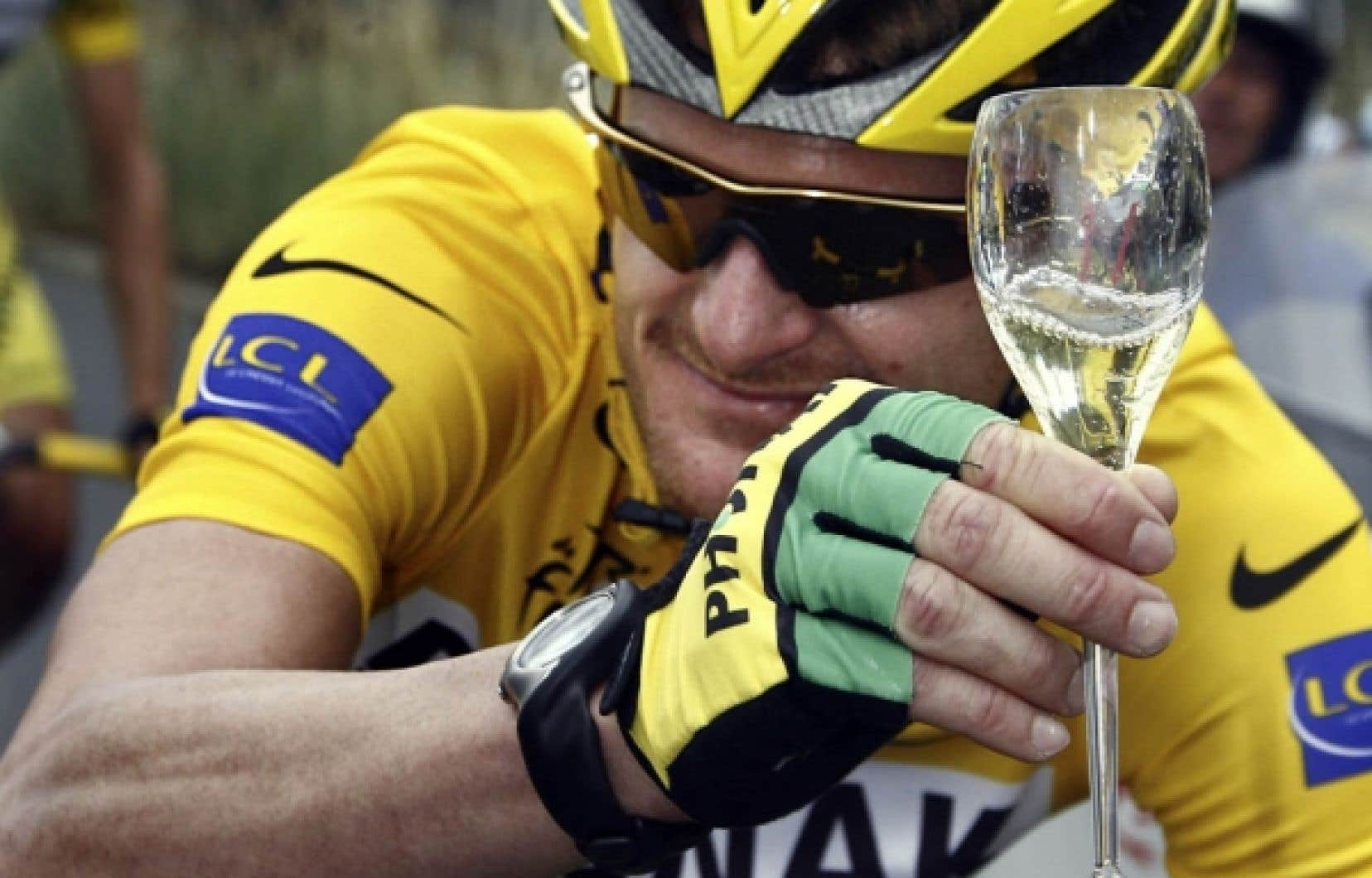 Floyd Landis, sept fois champion du Tour de France, est passé aux aveux.