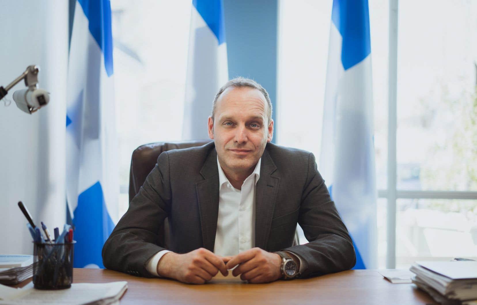 Michel Boudrias