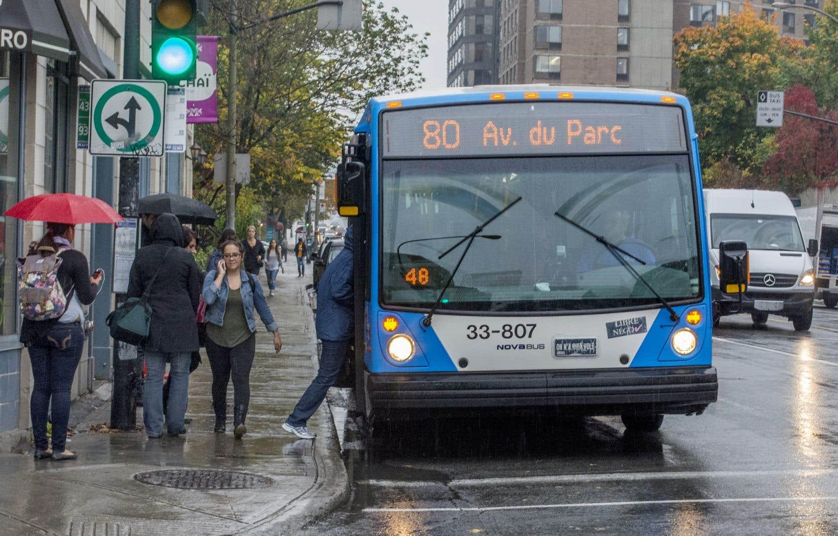 Comment justifier les priorités en matière de transport en commun si l'on ne coordonne pas leur planification avec celle du territoire?