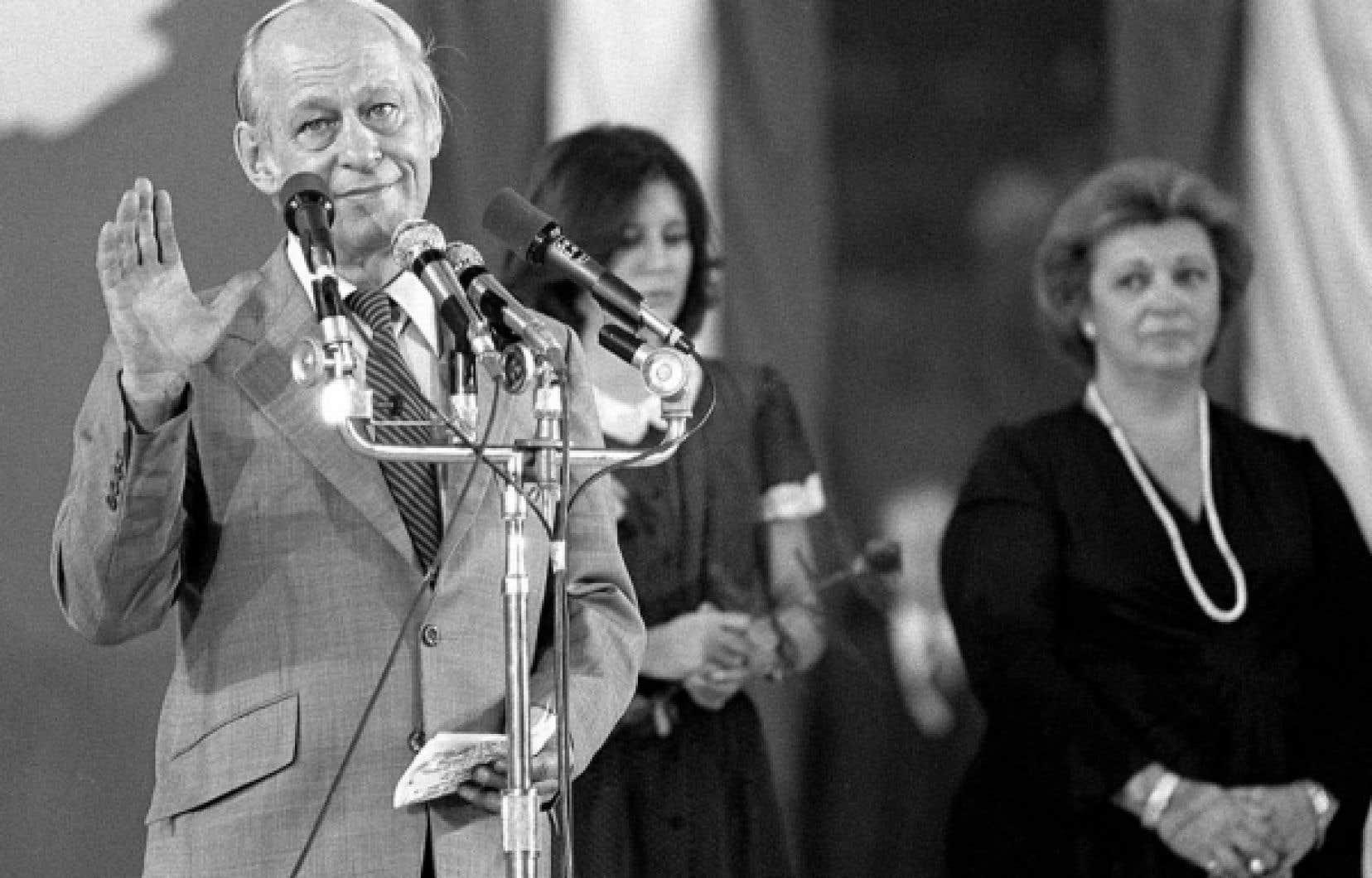 Il y avait 30 ans hier, René Lévesque disait aux Québécois: «À la prochaine fois».