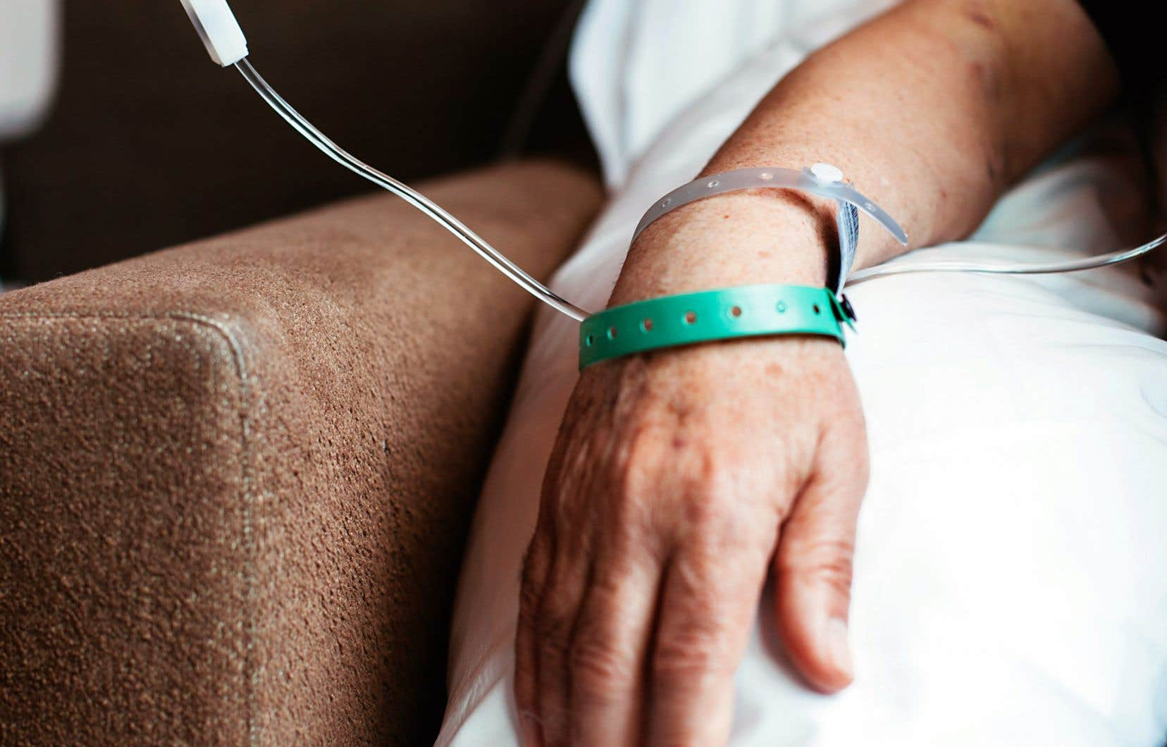 Un nouveau protocole d'administration de la chimiothérapie par voie intraveineuse a été publié en août.