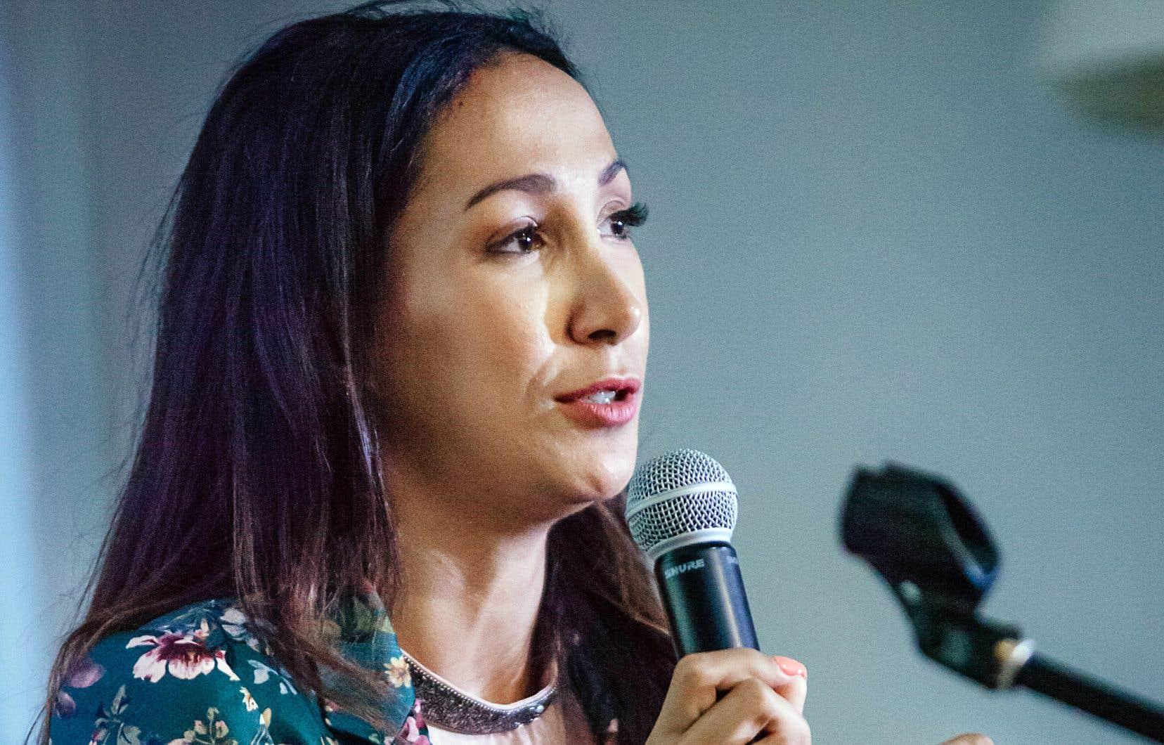 C'est la députée de Saint-Laurent, Marwah Rizqy, qui devient porte-parole du Parti libéral en matière d'éducation.
