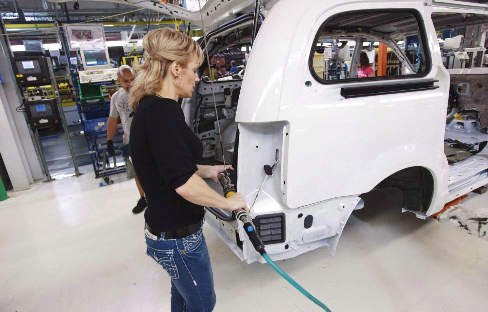 Frappée de plein fouet par la crise financière, Chrysler avait reçu du Canada un premier prêt de 1,3milliard alors qu'elle était sous la protection de la Loi sur les faillites.