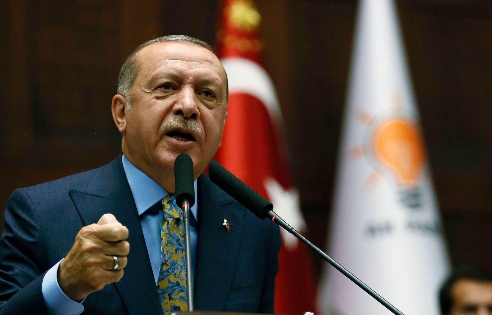 Le président de la Turquie, Recep Tayyip Erdogan, a répété à l'envi ce que clament les médias et les chancelleries du monde, soit que M. Khashoggi a été «sauvagement assassiné» par un escadron de 15 tueurs d'État dépêchés de Riyad.